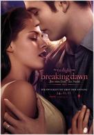 The Twilight Saga: Breaking Dawn - Part 1 - Swiss Movie Poster (xs thumbnail)