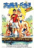 Meatballs III: Summer Job - German Movie Poster (xs thumbnail)