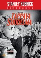 Killer's Kiss - Finnish DVD movie cover (xs thumbnail)