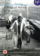 A Taste of Honey - British DVD movie cover (xs thumbnail)