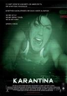 Quarantine - Turkish Movie Poster (xs thumbnail)