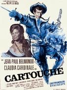Cartouche - French Movie Poster (xs thumbnail)
