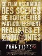 Frontière(s) - French poster (xs thumbnail)