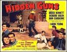 Hidden Guns - Movie Poster (xs thumbnail)