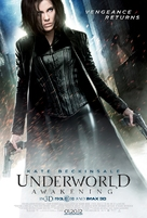 Underworld: Awakening - Movie Poster (xs thumbnail)