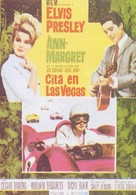 Viva Las Vegas - Spanish Movie Poster (xs thumbnail)