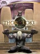 """Thor & Loki: Blood Brothers"" - DVD cover (xs thumbnail)"