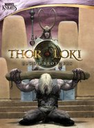 """Thor & Loki: Blood Brothers"" - DVD movie cover (xs thumbnail)"