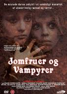 Vierges et vampires - Danish DVD cover (xs thumbnail)