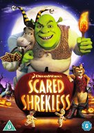 Scared Shrekless - British DVD movie cover (xs thumbnail)
