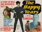 The Happy Years - Movie Poster (xs thumbnail)