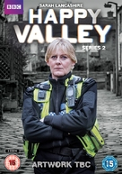 """Happy Valley"" - British DVD cover (xs thumbnail)"