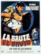 El Bruto - French Movie Poster (xs thumbnail)