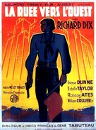 Cimarron - French Movie Poster (xs thumbnail)