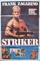 Striker - British Movie Poster (xs thumbnail)