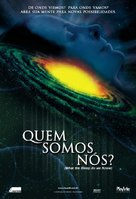 What the Bleep Do We Know - Brazilian Movie Poster (xs thumbnail)