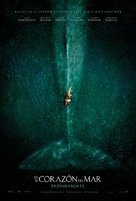 In the Heart of the Sea - Argentinian Movie Poster (xs thumbnail)