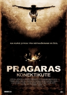 The Haunting in Connecticut - Lithuanian Movie Poster (xs thumbnail)