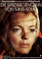 La Passante du Sans-Souci - German Movie Poster (xs thumbnail)