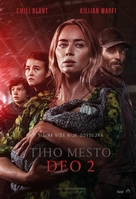 A Quiet Place: Part II - Serbian Movie Poster (xs thumbnail)