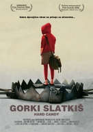 Hard Candy - Croatian Movie Poster (xs thumbnail)