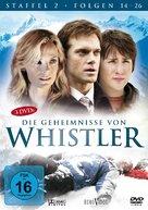 """Whistler"" - German DVD movie cover (xs thumbnail)"
