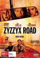 Zyzzyx Rd. - Australian DVD cover (xs thumbnail)