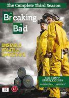 """Breaking Bad"" - Danish DVD movie cover (xs thumbnail)"