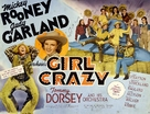 Girl Crazy - Movie Poster (xs thumbnail)