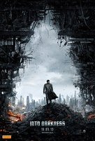 Star Trek: Into Darkness - Australian Movie Poster (xs thumbnail)