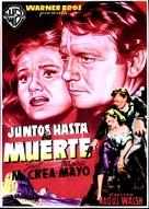 Colorado Territory - Spanish Movie Poster (xs thumbnail)