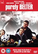 Purely Belter - British DVD cover (xs thumbnail)