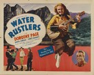 Water Rustlers - Movie Poster (xs thumbnail)