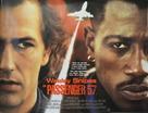 Passenger 57 - British Movie Poster (xs thumbnail)