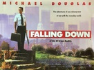 Falling Down - British Movie Poster (xs thumbnail)