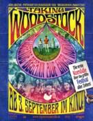 Taking Woodstock - German Movie Poster (xs thumbnail)