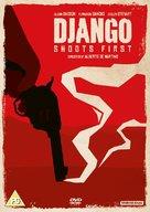 Django spara per primo - British DVD cover (xs thumbnail)
