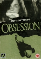Obsession - British DVD movie cover (xs thumbnail)
