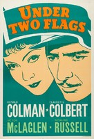 Under Two Flags - Movie Poster (xs thumbnail)