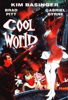 Cool World - French DVD movie cover (xs thumbnail)
