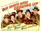 Our Hearts Were Growing Up - Movie Poster (xs thumbnail)