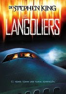 The Langoliers - Argentinian DVD cover (xs thumbnail)