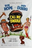 Call Me Bwana - Movie Poster (xs thumbnail)