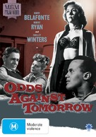 Odds Against Tomorrow - Australian DVD cover (xs thumbnail)
