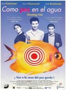 Shooting Fish - Spanish Movie Poster (xs thumbnail)