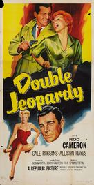 Double Jeopardy - Movie Poster (xs thumbnail)