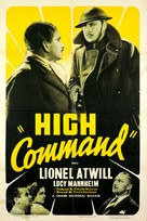 The High Command - British Movie Poster (xs thumbnail)