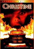 Christine - DVD movie cover (xs thumbnail)