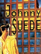 Johnny Suede - French Movie Poster (xs thumbnail)