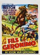 The Savage - Belgian Movie Poster (xs thumbnail)